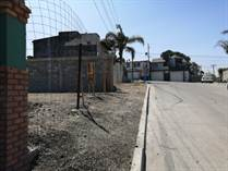 Lots and Land for Sale in Playas de Rosarito, Baja California $75,000