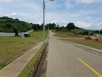 Lots and Land for Sale in Grecia, Alajuela $40,000