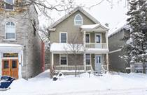 Multifamily Dwellings for Sale in Lower Town, Ottawa, Ontario $1,399,900