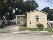 Homes for Sale in Three Lakes Mobile Home Park, Tampa, Florida $71,500