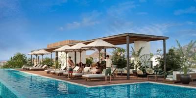 Cardenal living, art walk condo, Suite E-303, San Jose del Cabo, Baja California Sur