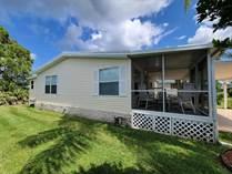 Homes Sold in Pinelake Gardens and Estates, Stuart, Florida $77,000