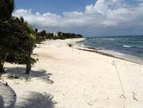 Commercial Real Estate for Sale in Akumal, Quintana Roo $895,000