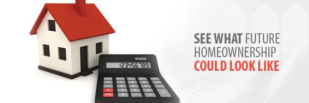 Use the mortgage calculator