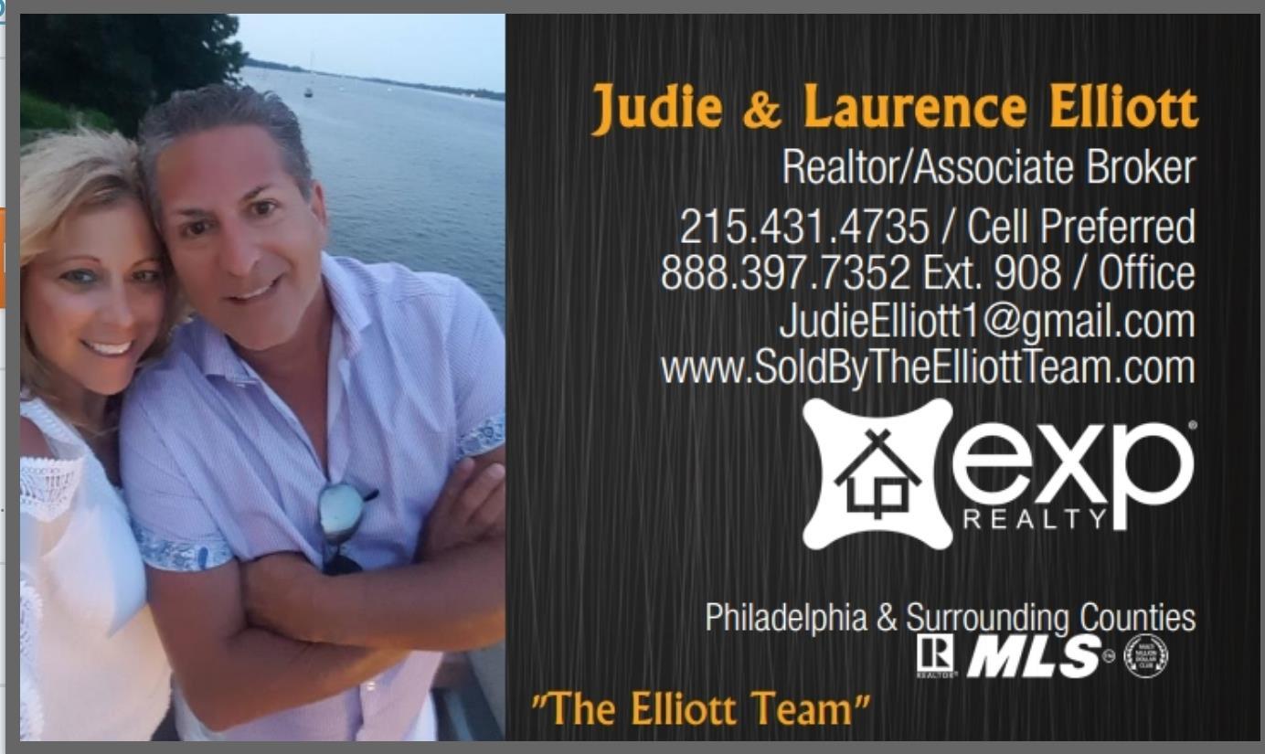 Judie Elliott & Laurence Elliott