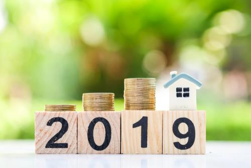 What is your apartment condominium worth in 2019