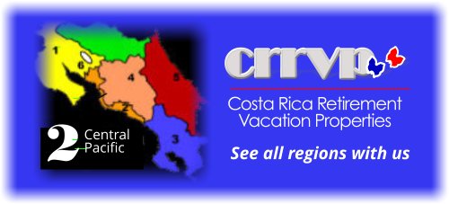 Costa Rica Building Lots - Central Pacific Region