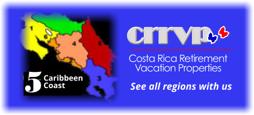 costa rica farms and rances caribbean region