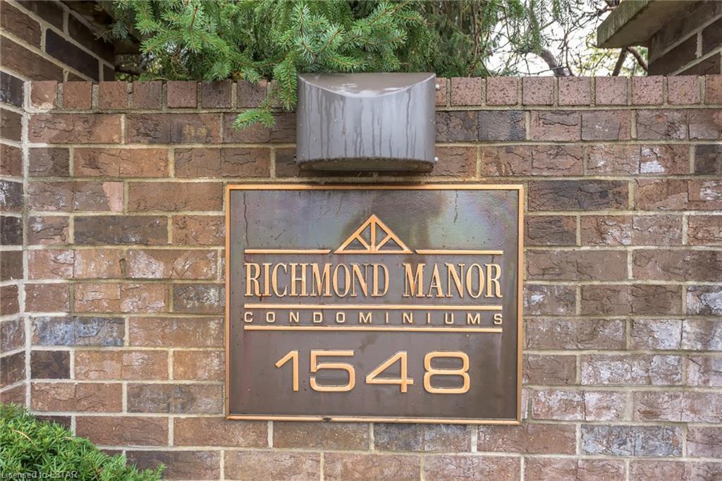 1548 Richmond St London Ontario
