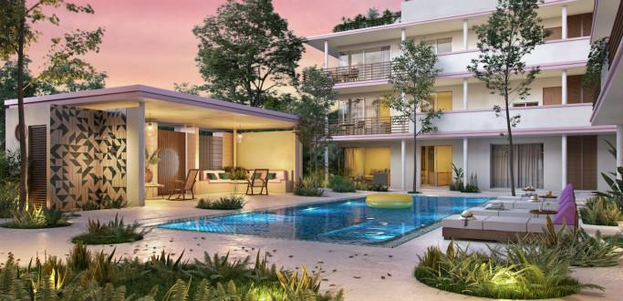 Cool Condo For Sale In Downtown Tulum Quintana Roo 269 850 Download Free Architecture Designs Crovemadebymaigaardcom