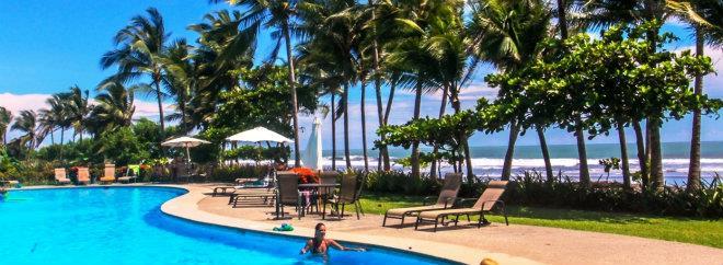 Guanacaste Beach Costa Rica Vinyl Decal Sticker Vacation Explore Memory Souvenir