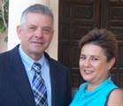 Rebecca & Rene Palomino
