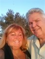 Linda and Gary Mathias