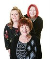 Lisa Jerred, Annette Olive & Terra Bockman Girls On The Go Real Estate Team