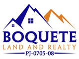 Boquete Land and Realty S.A.