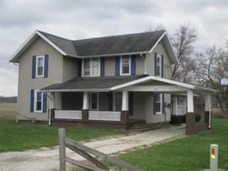 Single Family for sale in 301 E. Baltimore, Flat Rock, IL, 62427