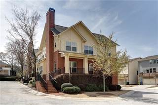 Townhouse for sale in 1298 Atlantic Drive NW, Atlanta, GA, 30318