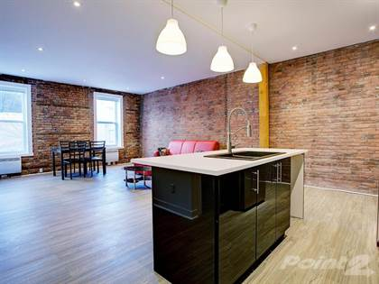 Residential Property for rent in 212 Rue Ste-Catherine E., #4, Montreal, Quebec