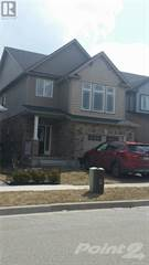 Single Family for rent in 912 BANFFSHIRE Court, Kitchener, Ontario