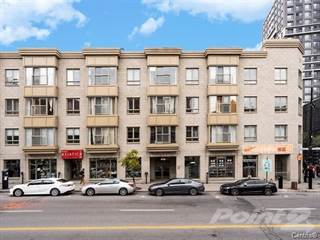 Residential Property for sale in 320 Rue Sherbrooke O., #403, Montreal, Quebec