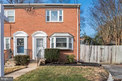 Residential Property for sale in 51 S FRENCH STREET, Alexandria, VA, 22304