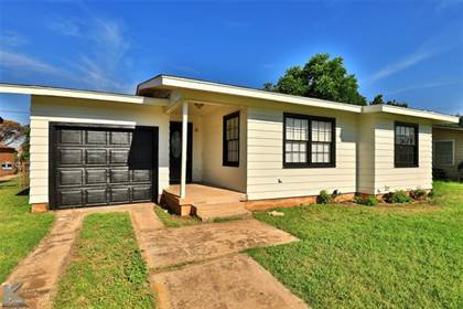 Residential Property for sale in 1218 S Bowie Drive, Abilene, TX, 79605