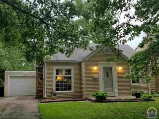 Single Family for sale in 634 SW Grandview AVE, Topeka, KS, 66606