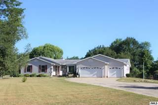 Single Family for sale in 6000 STIMSON RD, Eaton Rapids, MI, 48827