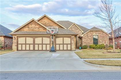 Residential Property for sale in 18400 Bridlington Drive, Oklahoma City, OK, 73012