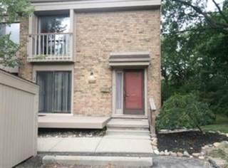 Condo for sale in 1481 Oakbrook E 25, Rochester Hills, MI, 48307