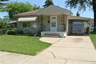 Single Family for sale in 22068 REIN Avenue, Eastpointe, MI, 48021