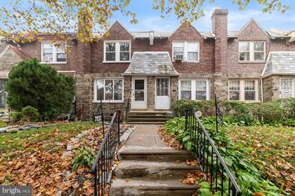 Residential Property for sale in 7852 PROVIDENT ROAD, Philadelphia, PA, 19150