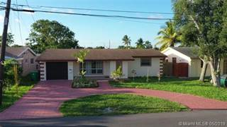 Single Family for rent in 6637 Ficus Dr, Miramar, FL, 33023