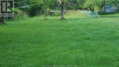 Vacant Land for sale in V/L HALLIDAY, Windsor, Ontario, N9E3T4