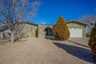 Single Family for sale in 8913 Pony Express Trail NE, Albuquerque, NM, 87109