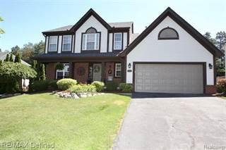 Single Family for sale in 185 Franklin Lake Circle, Oxford, MI, 48371