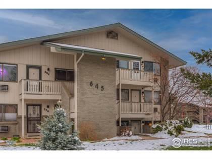 Residential Property for sale in 645 Manhattan Pl 307, Boulder, CO, 80303