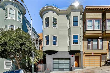 Other Real Estate for sale in 524 526 Vallejo Street, San Francisco, CA, 94133