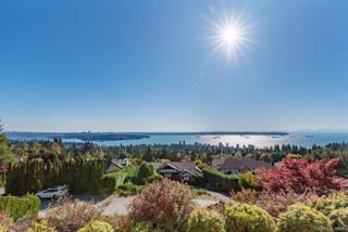 Single Family for sale in 2158 WESTHILL WYND, West Vancouver, British Columbia, V7S2Z3