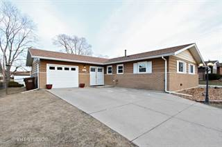 Single Family for sale in 14741 Menard Avenue, Oak Forest, IL, 60452