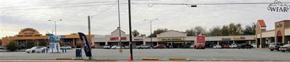 Commercial for rent in 3600 JACKSBORO HIGHWAY Midwestern Plaza / Michoacana Grocery, Wichita Falls, TX, 76302