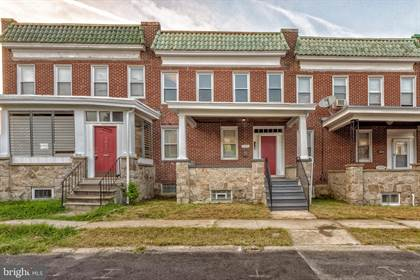 Residential for sale in 3032 POPLAR TERRACE, Baltimore City, MD, 21216