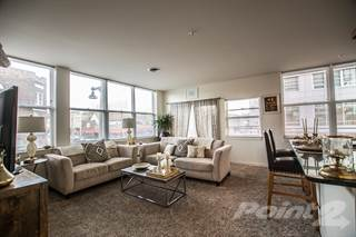Apartment For Rent In Latitude Apartments   633sf  1 Bedroom W/Balcony,  Milwaukee