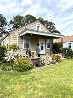 Residential Property for sale in 4512 Columbia Street, Portsmouth, VA, 23707