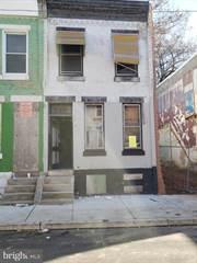 Townhouse for sale in 2513 N DOUGLAS STREET, Philadelphia, PA, 19132