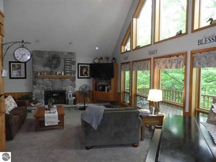 Residential for sale in 13250 Deer Path Lane, Rapid City, MI, 49676