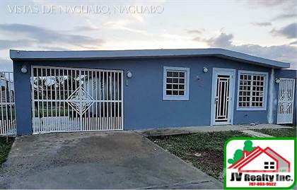 Residential Property for sale in VISTAS DE NAGUABO, Naguabo, PR, 00718