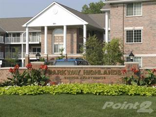 Apartment for rent in Parkway Highlands Apartments & Townhomes 55+, Green Bay, WI, 54302