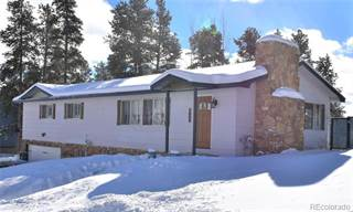 Single Family for sale in 1804 Ridgeview Drive, Leadville, CO, 80461