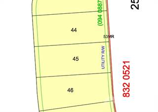 Land for sale in 215 Terra Nova Cres, Cold Lake, Alberta